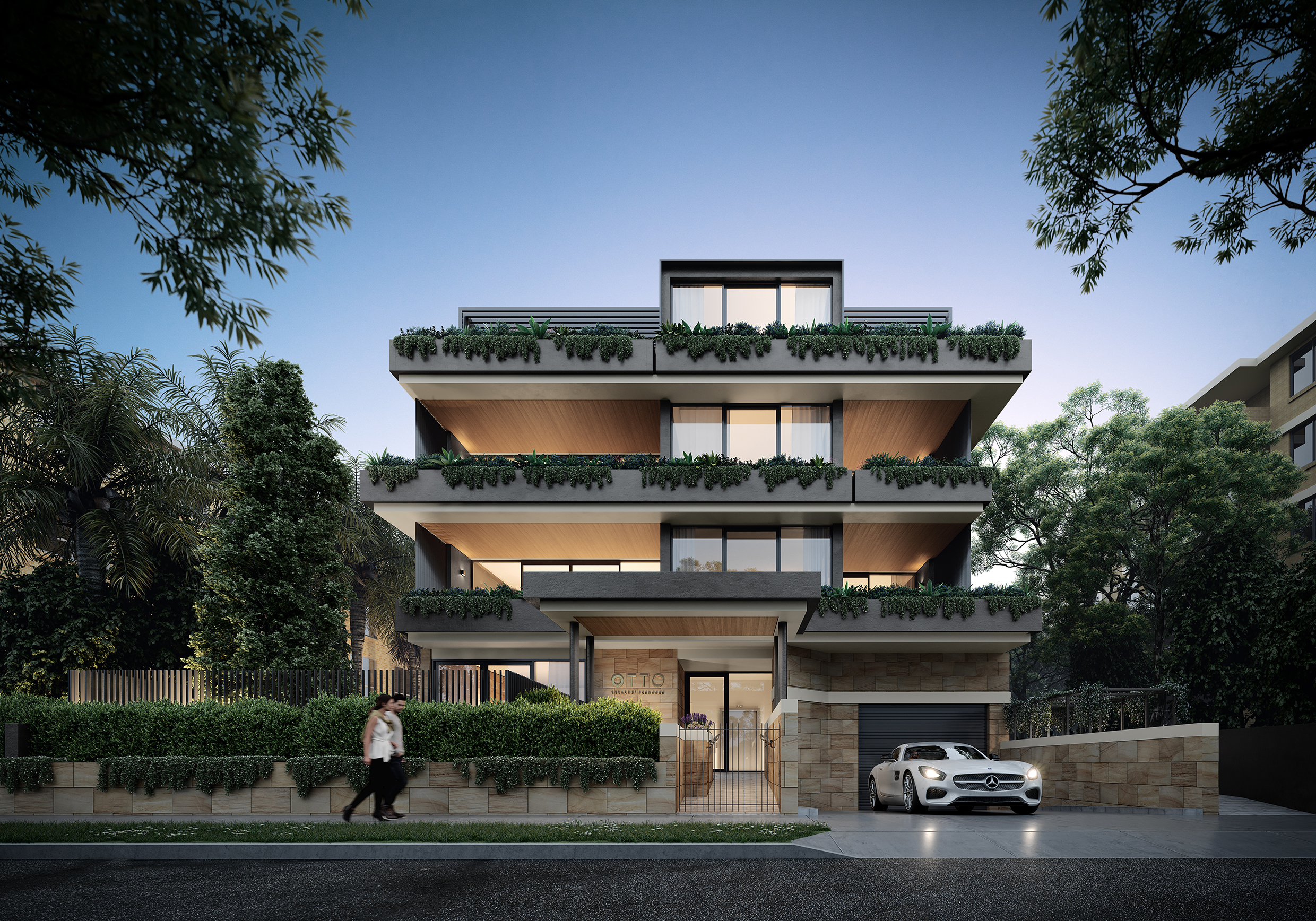 OTTO Cremorne penthouse records buoyant $3 million-plus off plan sale