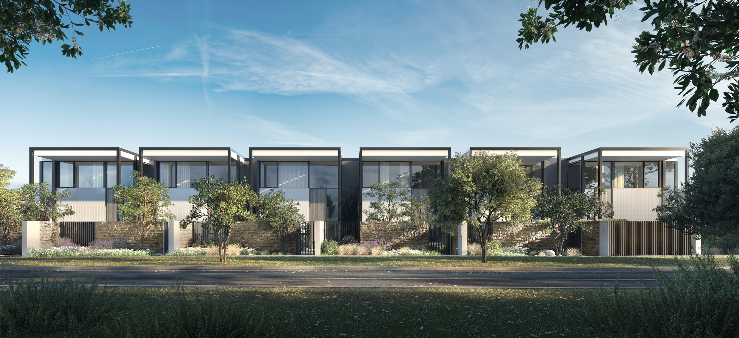 WINIM launches The Lawson Terraces at Naremburn