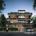 OTTO, Cremorne tops out as North Shore's newest  high-end boutique apartments near completion