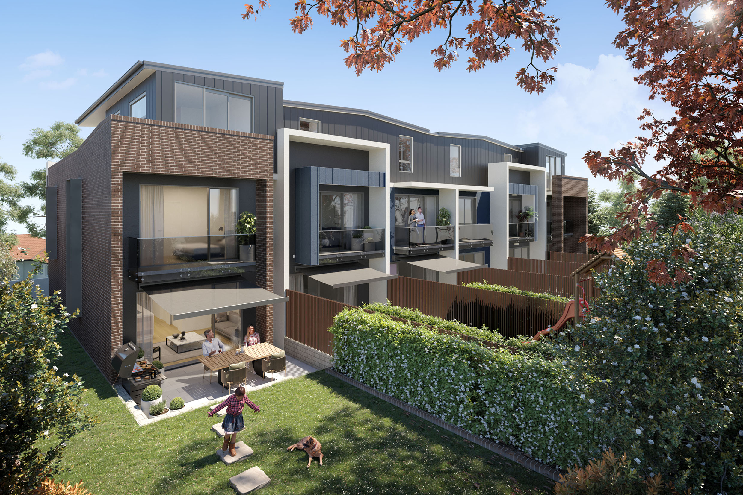 "Demand strong on Lower North Shore <span class=""pt_splitter pt_splitter-1"">despite COVID-19 with two $3m terraces<span class=""pt_splitter pt_splitter-2""> selling at WINIM's  'The Terraces' Willoughby</span></span>"