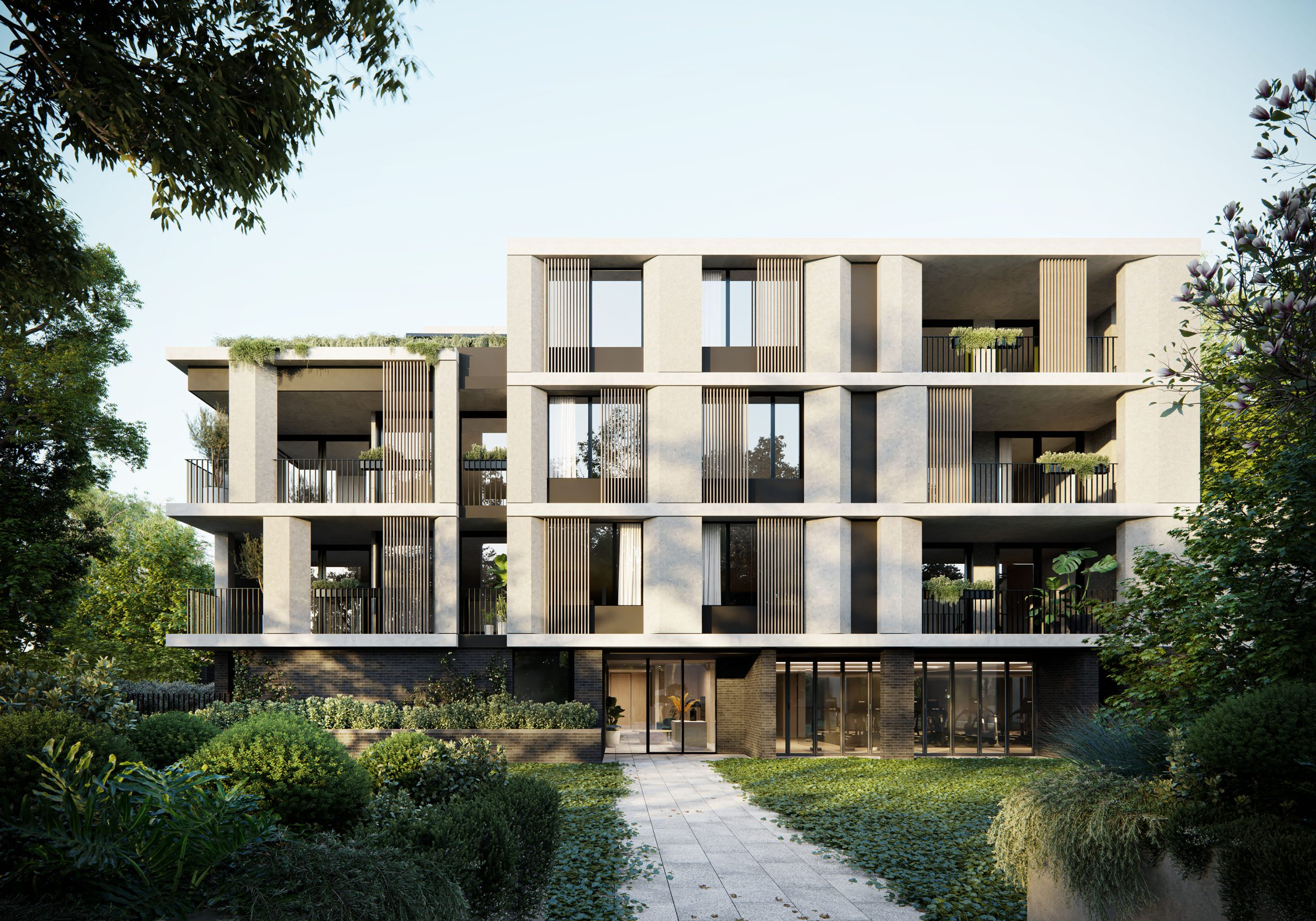 Pierce Property appoints award-winning construction company to Riserva Cammeray