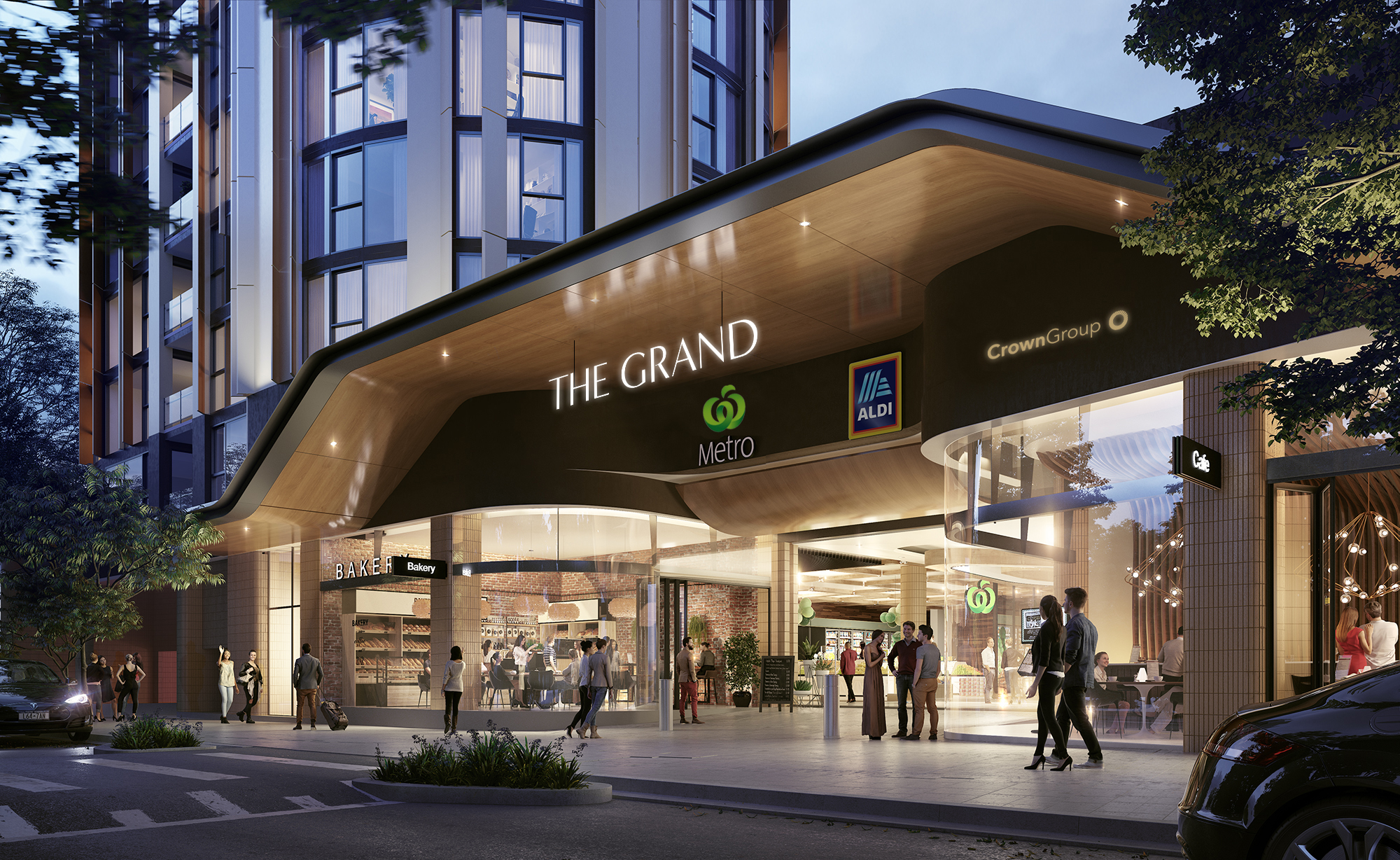 "Eastlakes emerging as Sydney's <span class=""pt_splitter pt_splitter-1"">latest urban growth area as Crown Group development progresses</span>"