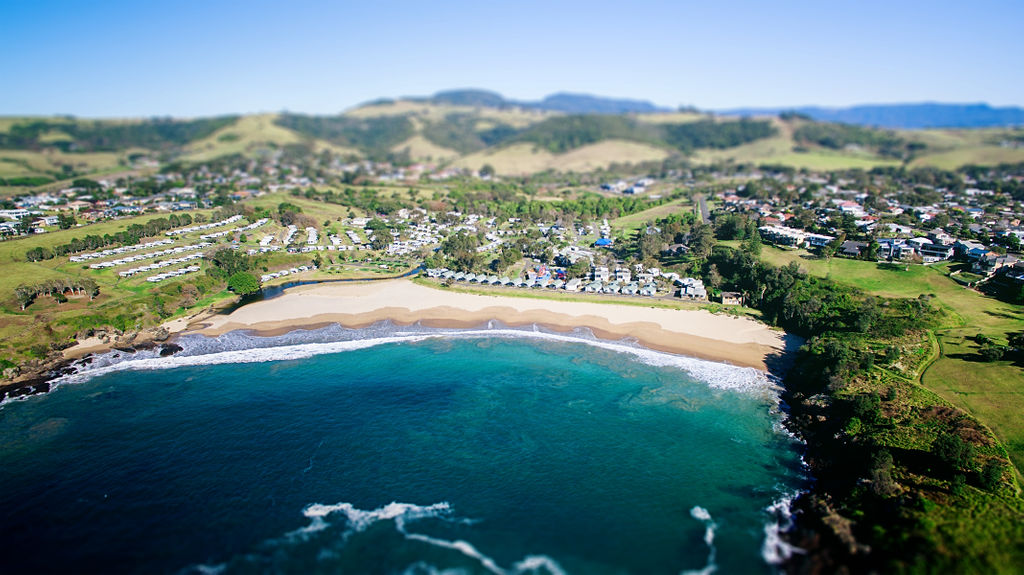 Sea-changers and downsizers are snapping up apartments on New South Wales' idyllic South Coast