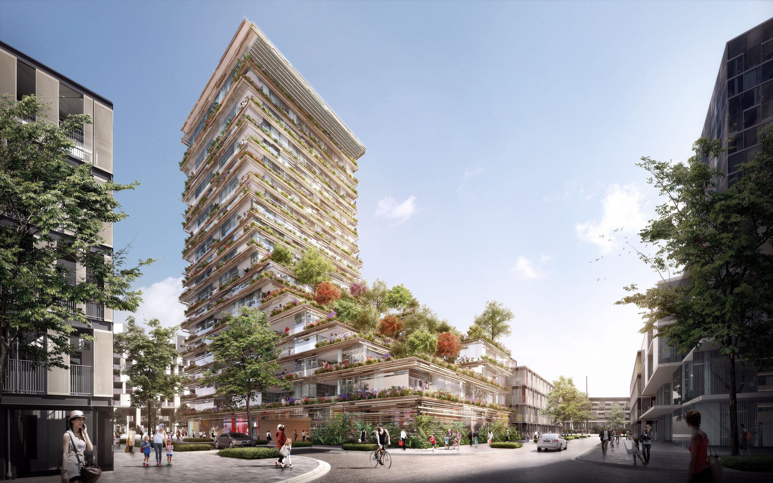 Mastery by Crown Group experiences strong sales as demand for apartments continue to rise