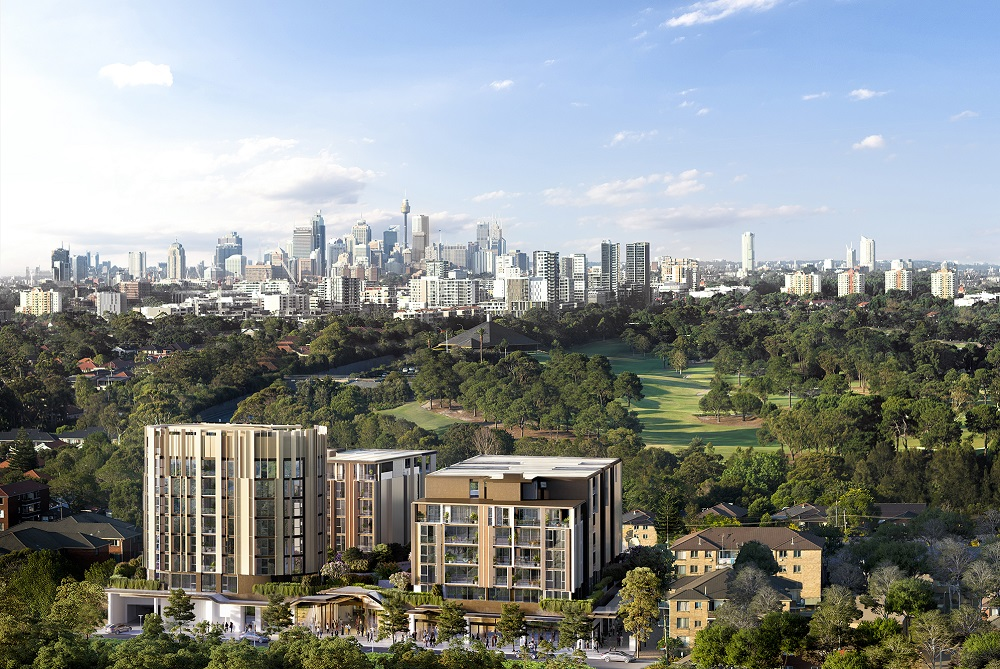 Crown Group transforming Eastlakes and  creating Sydney's 'New East'